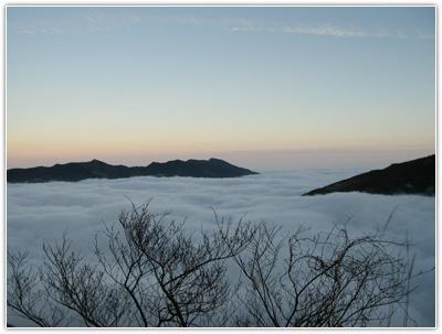 雪霸國家公園雲海